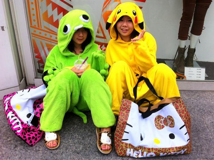 Преимущества покупки кигуруми для детей