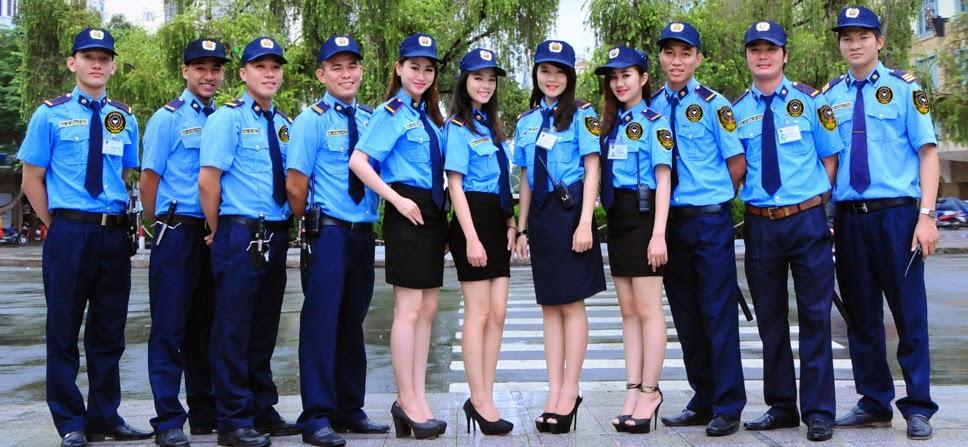 Công ty dịch vụ bảo vệ Nam Long