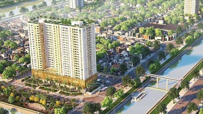 Các dự án bất động sản tầm cỡ mang đến tiện ích cho người dân