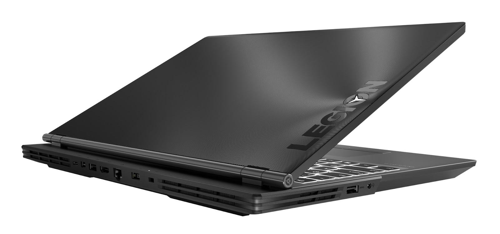 Фото 4. Ноутбук Lenovo Legion Y540-15IRH Black (81SX0141RE)