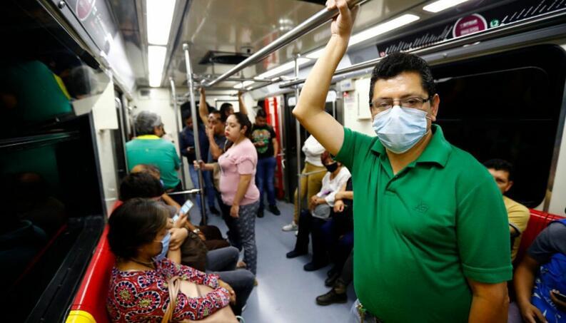 movilidad se redujo en mexico pero la gente sigue en la calle