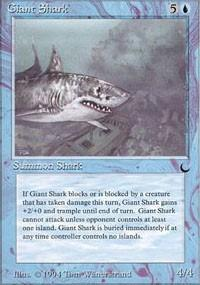 Image result for giant shark mtg