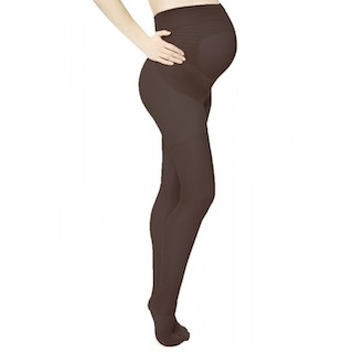 black compression stockings during provides overall protection