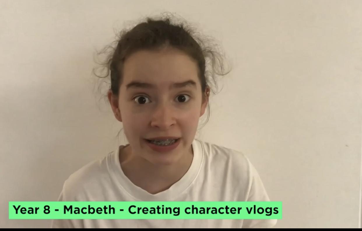 Macbeth - Creating a VLOG