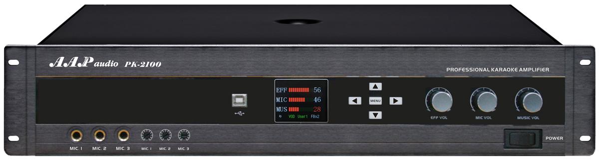 Bán Amply Karaoke,Amply karaoke AAP audio,AAP Audio PK-2500, hàng chính hãng