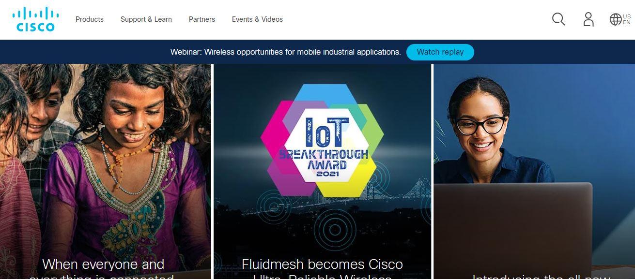 Cisco Cybersecurity Company