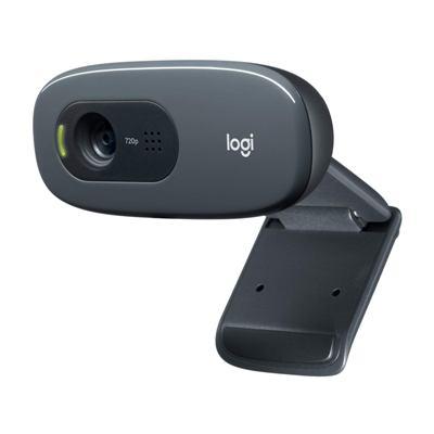 Logitech C270 HD Webcam (Best Webcams in India)