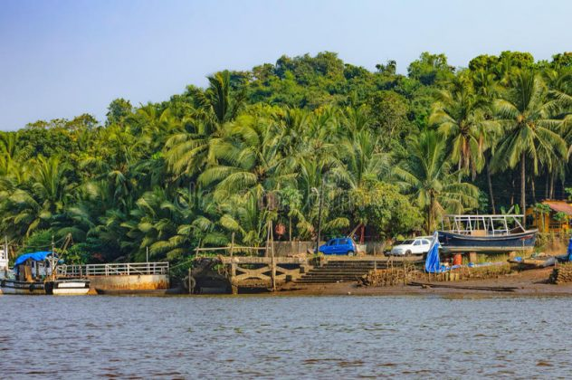 Charao Island - Best Romantic Spot in Goa