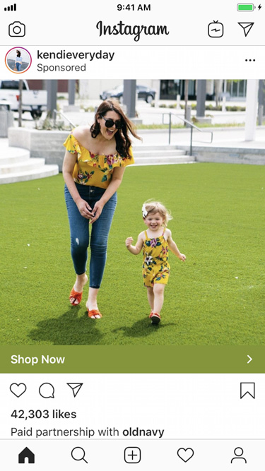 Los 5 anuncios de Instagram más importantes del 2019 10