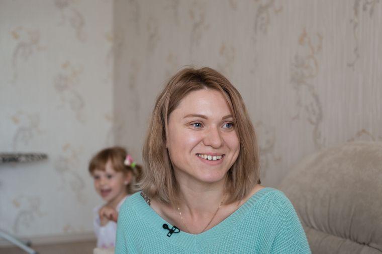 Юлия Акритова, детский церебральный паралич