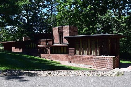Charles Manson house