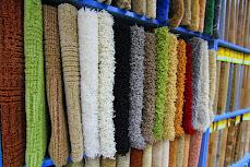 Виды коврового покрытия