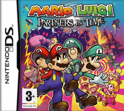 Mario E Luigi Partners In Time Nds Download