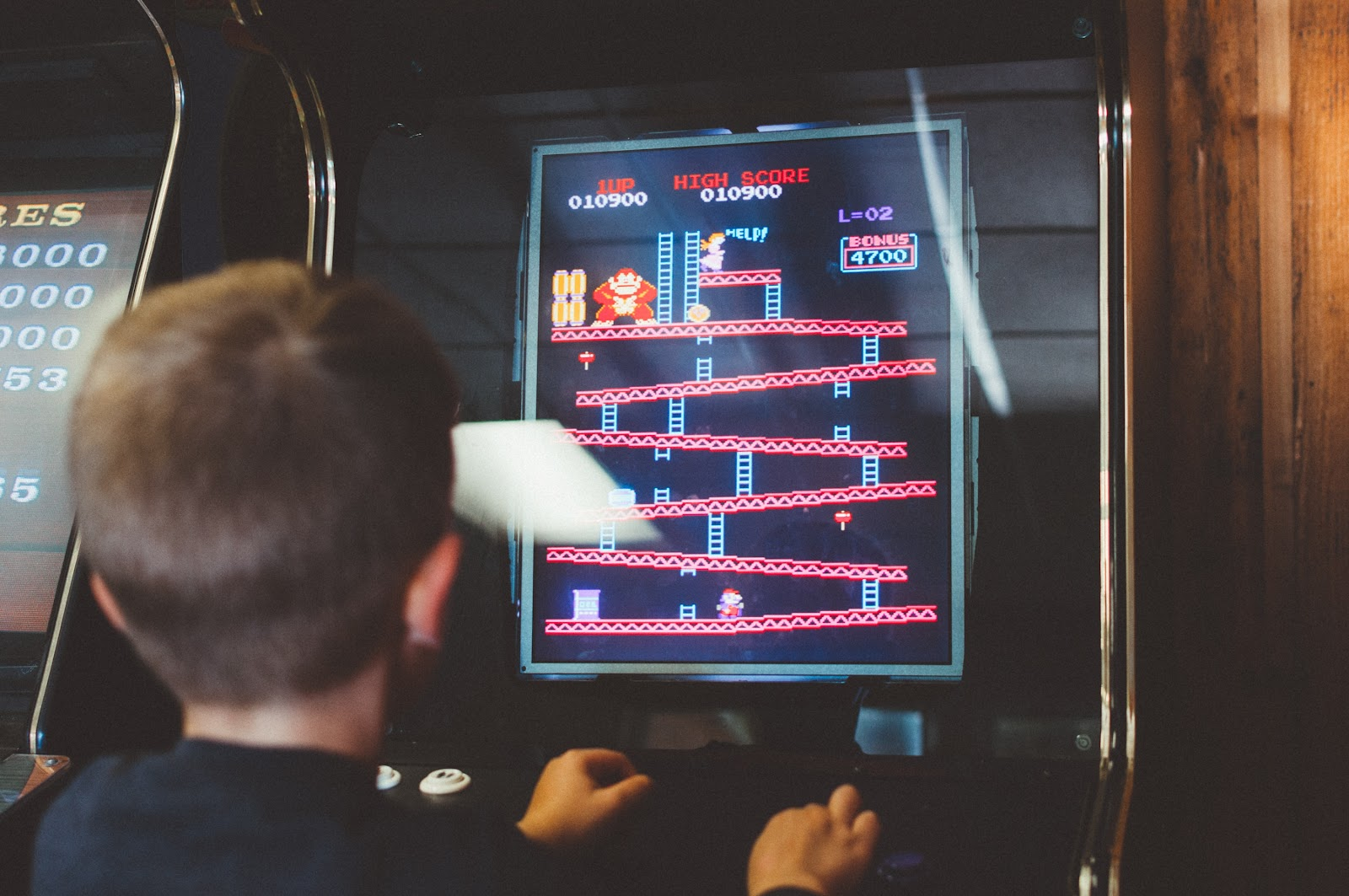 What is Your Favorite Arcade Video Game From the '80s?