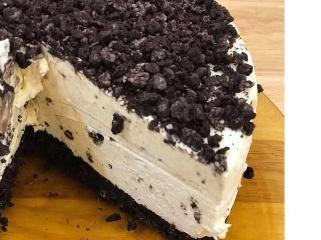 Resepi Oreo Cheesecake Best Tak Perlu Nak Bakar.Simple Sangat