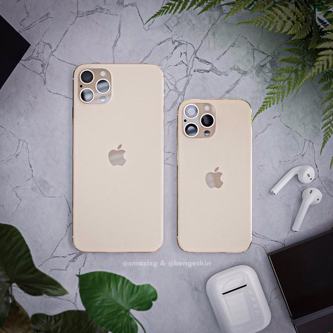 iPhone 2020 với thiết kế của iPhone 4 trông đẹp như thế này đây - Ảnh 3.