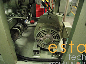 AOKI SBIII 250LL-50 (1991-92) Single Stage Stretch Blow Moulding Machine