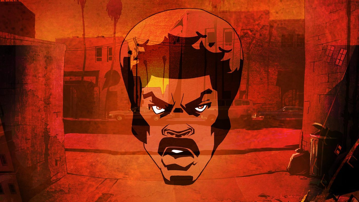 Black Dynamite is on Showmax