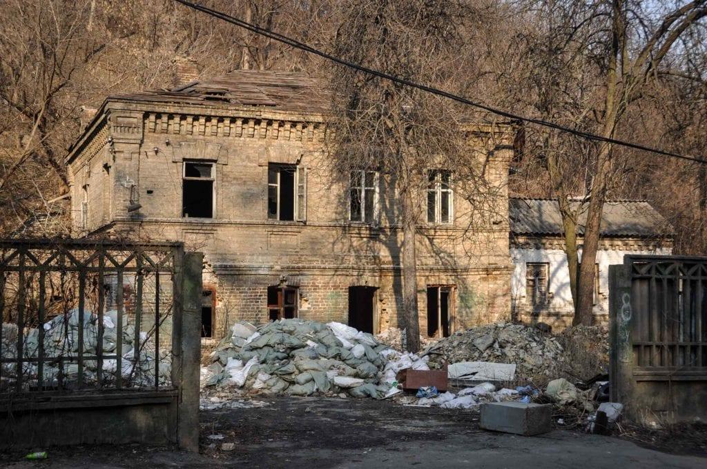 demolished buildings kyiv 01 1024x680 - <b>В Киеве активно сносят историческую застройку.</b> Вот 25 зданий, которые мы уже потеряли или скоро можем потерять - Заборона