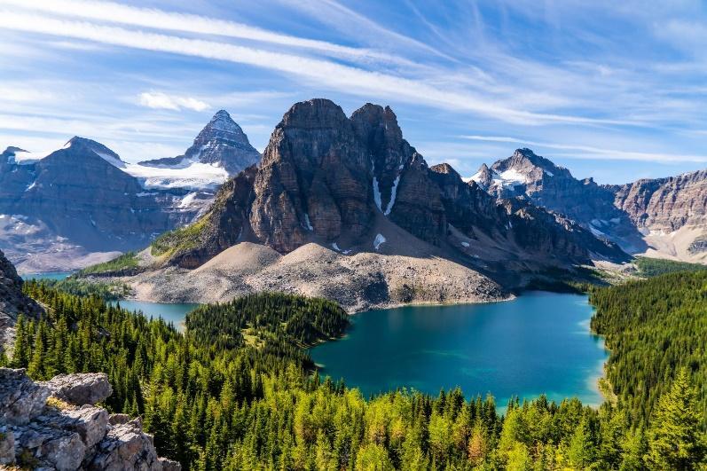 Trek the Canadian Rockies 2022 | Dream Challenges