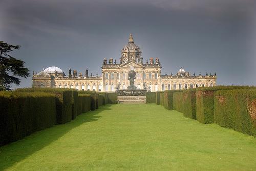 Castle Howard, Inggris