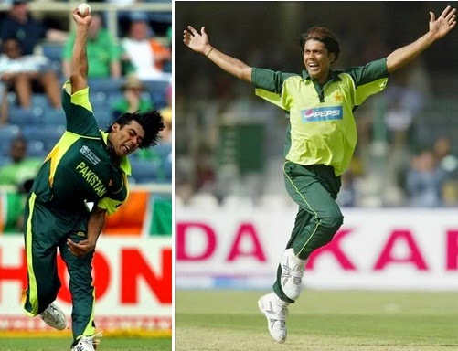 Mohammad Sami 2nd fastest Bowler from Pakistan