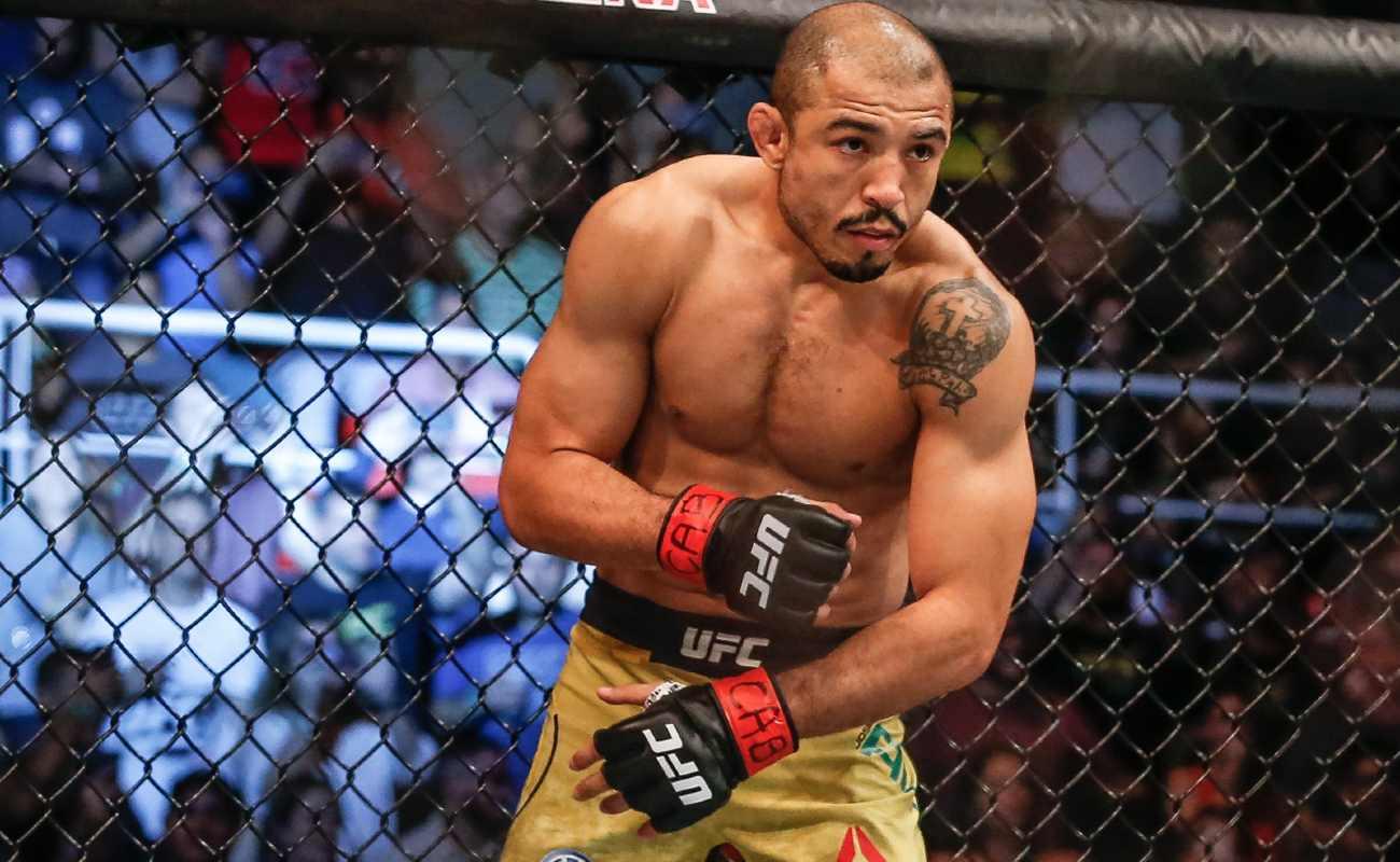 UFC Fight Night Aldo vs Volkanovski