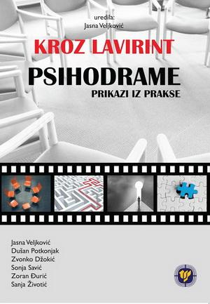 book cover KROZ LAVIRINT PSIHODRAME outlines.jpg