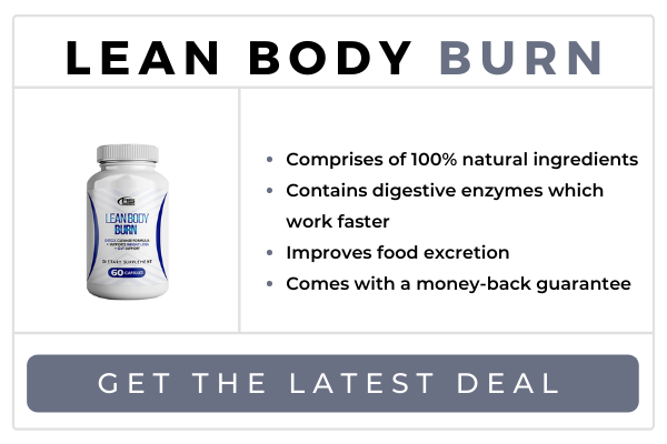 lean body burner reviews