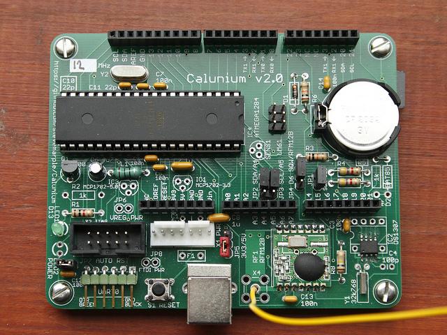 L'approche modulaire simplifie la construction de l'ensemble de la conception. Source de l'image : utilisateur Flickr Steve Marple (CC BY 2.0)
