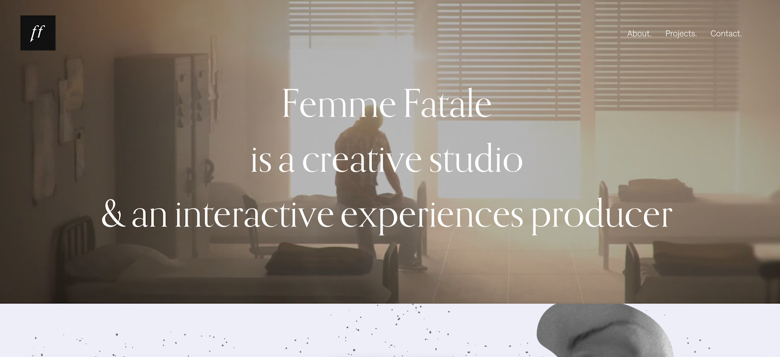 Web Developer Portfolio of Femme Fatale