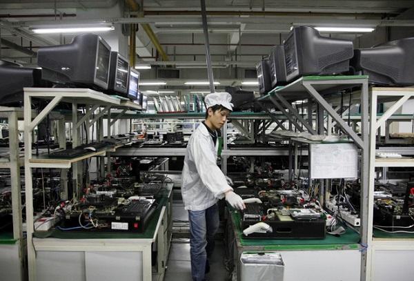 Công nghệ đã giúp Foxconn tiết kiệm được nhiều khoản nhờ quy trình tự động