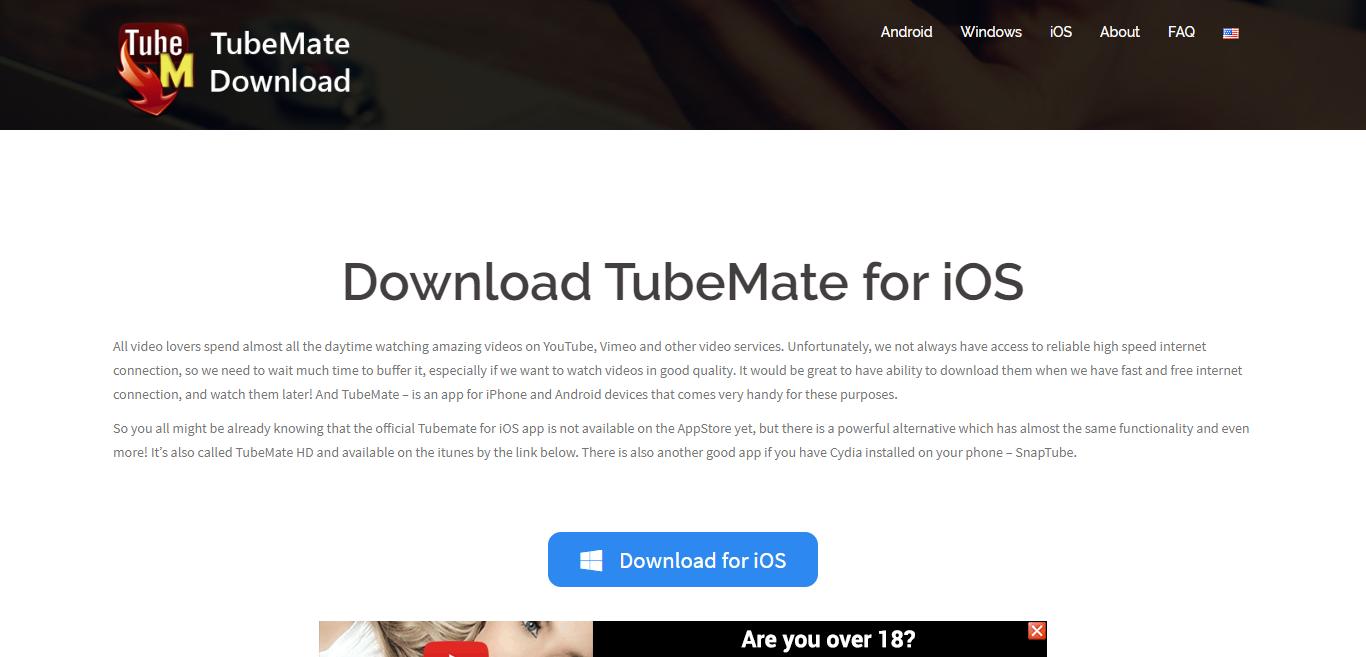 TubeMate APK download - tubemate latest version free download