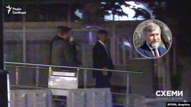 На борту цього літака перебував олігарх і позафракційний народний депутат Вадим Новинський