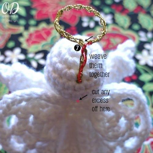 Halo Angel Oombawka Design