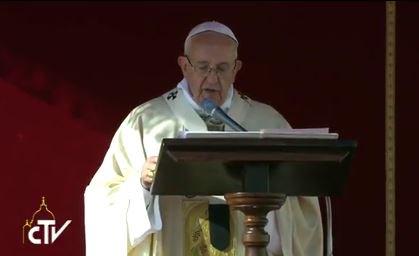 Bài giảng của Đức Thánh Cha Bế mạc Năm Thánh Lòng Thương Xót trong Lễ Chúa Ki-tô Vua