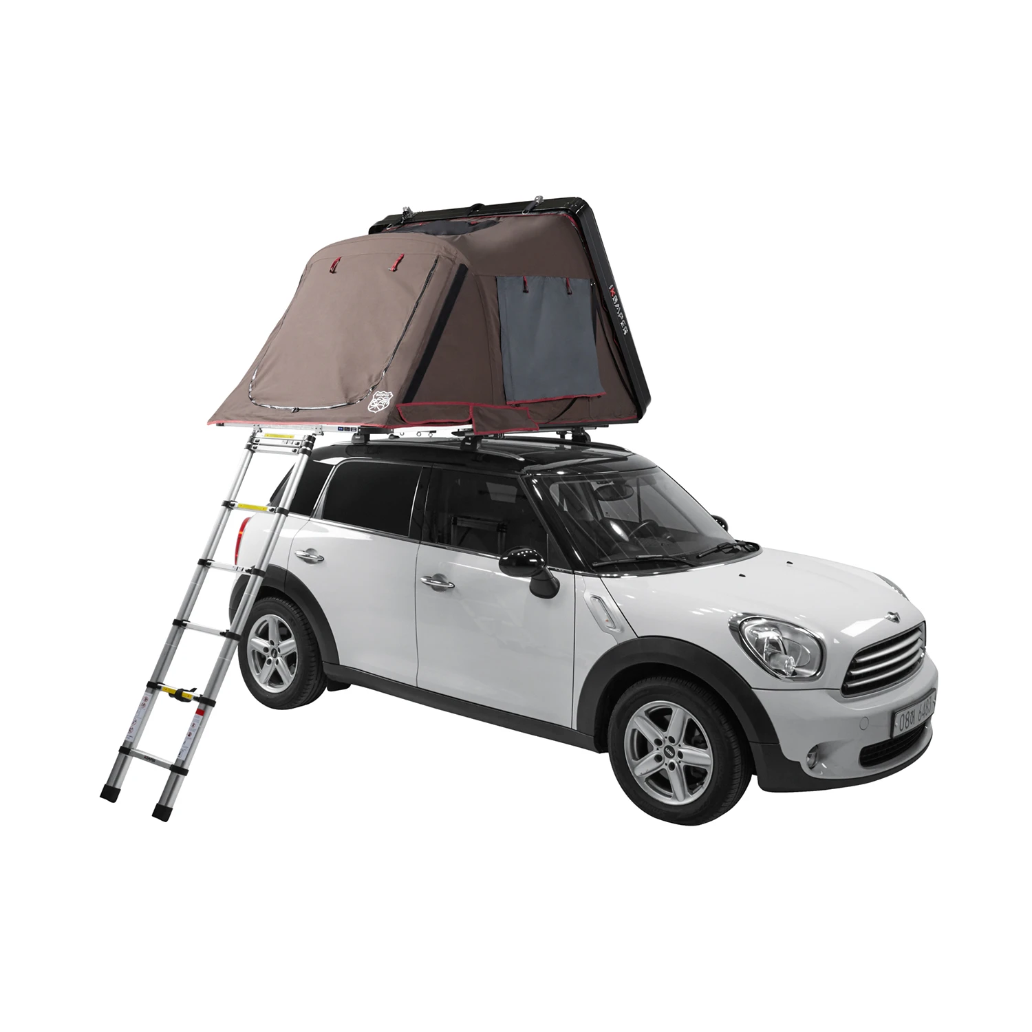 small option for rooftop tent
