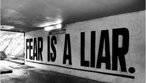 Overcoming Ourselves: Facing Fear with Eyes Wide Open