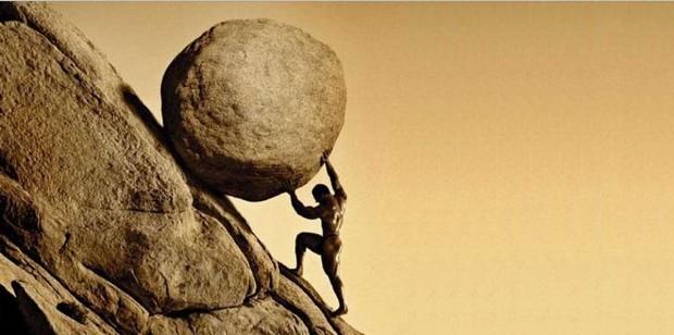 mitologi Yunani Sisyphus