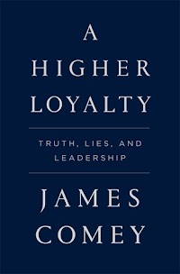 Release Date - 4/17/2018  In his forthcoming book, former FBI director James Comey shares his never-before-told experiences from some of the highest-stakes situations of his career in the past two decades of American government, exploring what good, ethical leadership looks like, and how it drives sound decisions. His journey provides an unprecedented entry into the corridors of power, and a remarkable lesson in what makes an effective leader.