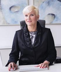 Generální ředitelka D.A.S. Rechtsschutz AG, pobočka pro ČR