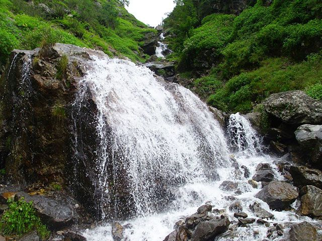 Rahala Falls - Solang Valley - trvlydy.com
