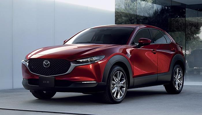 Mazda CX-30 2020 สีสุดสวย