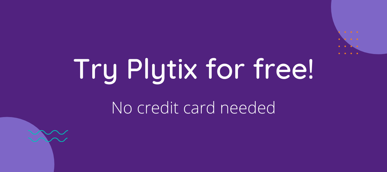Get started with Plytix today!