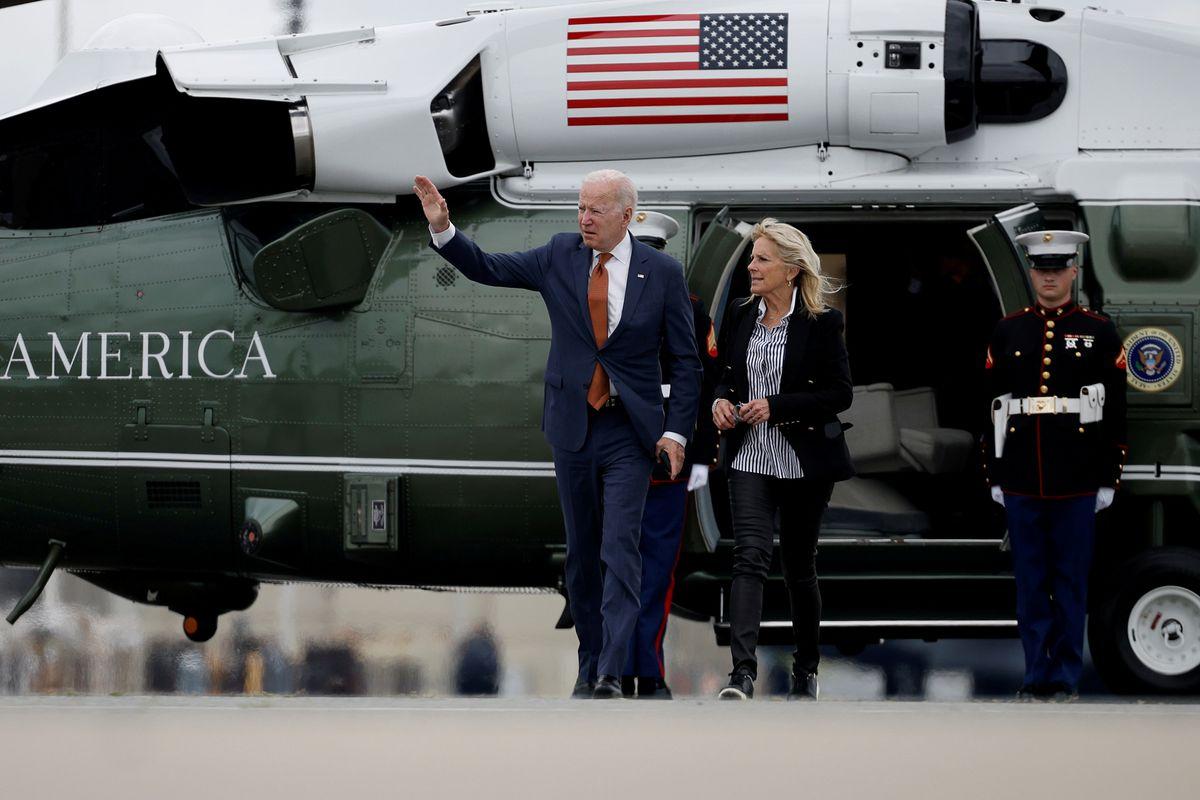 Ông Biden bắt đầu chuyến công du quốc tế đầu tiên