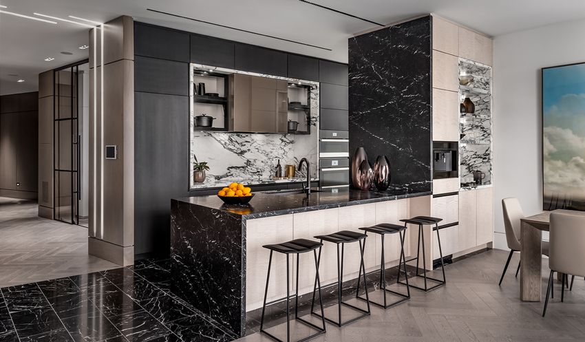 Ten York Irpinia Kitchens
