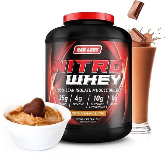 Narlabs Nitro Whey - Sexy Nutrition
