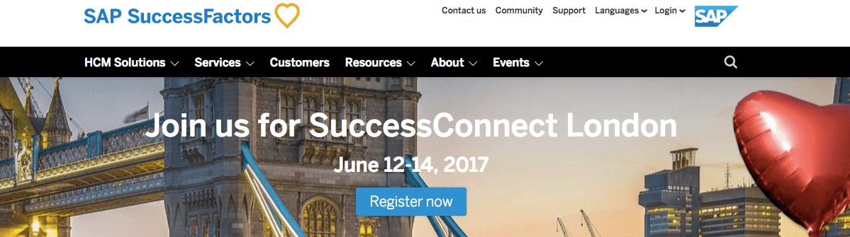 sap success - hr