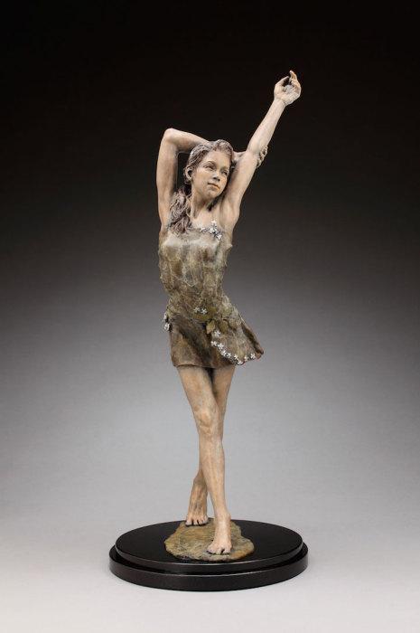 escultura alma cuerpo espiritu: