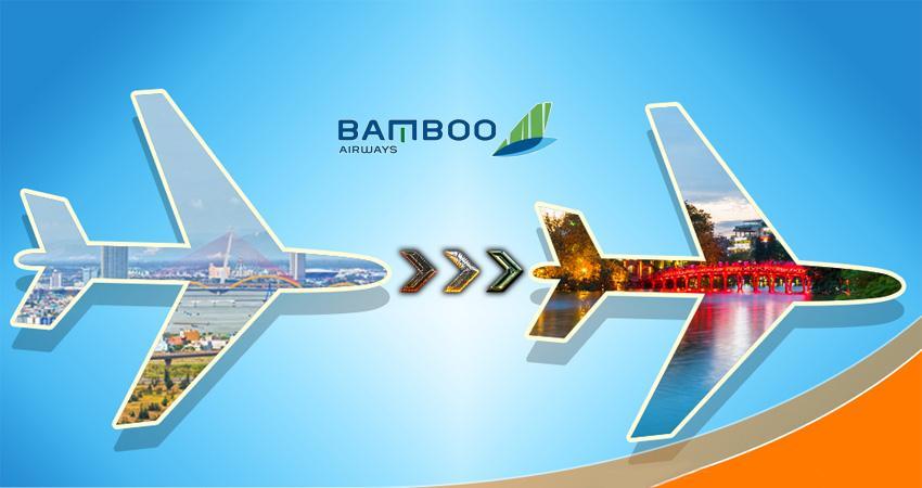 Vé báy bay Bamboo Airways chất lượng 5 sao với chi phí tiết kiệm tối ưu